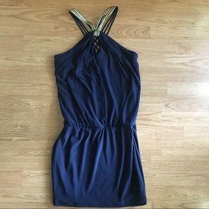 Bisou Bisou bodycon mini dress